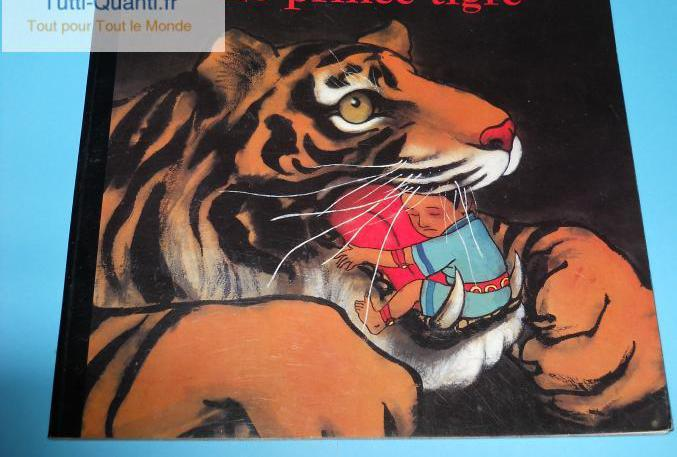 Le prince tigre de chen jiang hong - ecole lo...