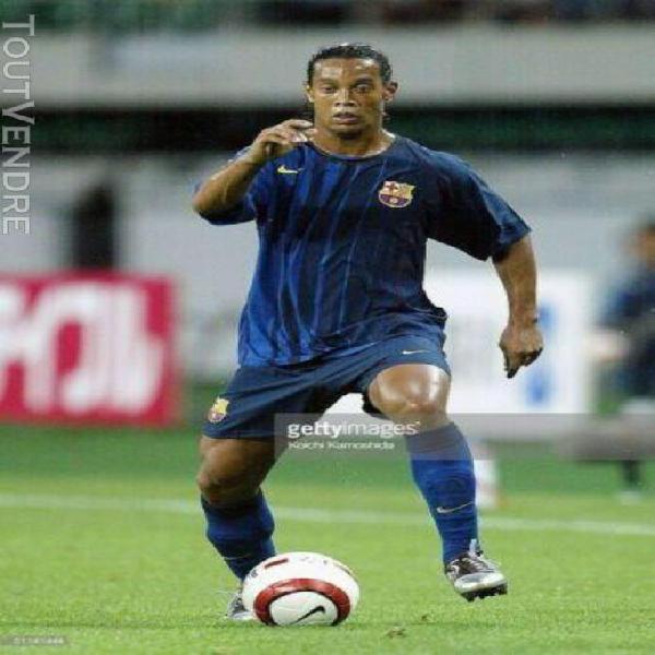 Maillot fc barcelone extérieur saison 2004/2005, taille s
