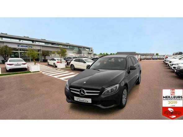 Mercedes classe c break 180 d 7g