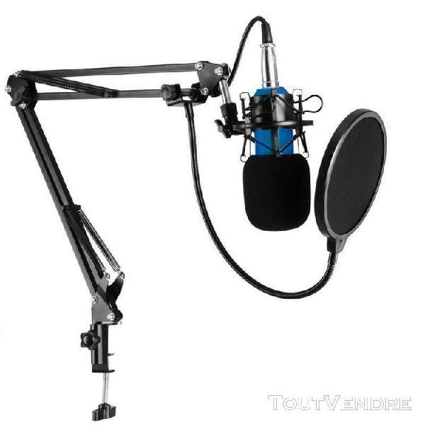 Professional condenser audio 3.5mm wired bm-800 studio micro