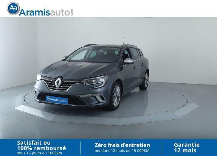 Renault megane 4 estate essence le mans 72 | 18890 euros