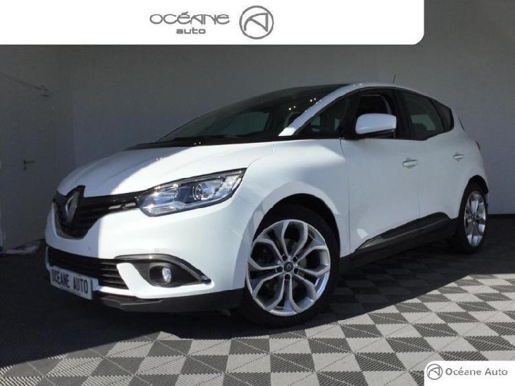 Renault scenic 4 diesel mouilleron-le-captif 85 | 14500