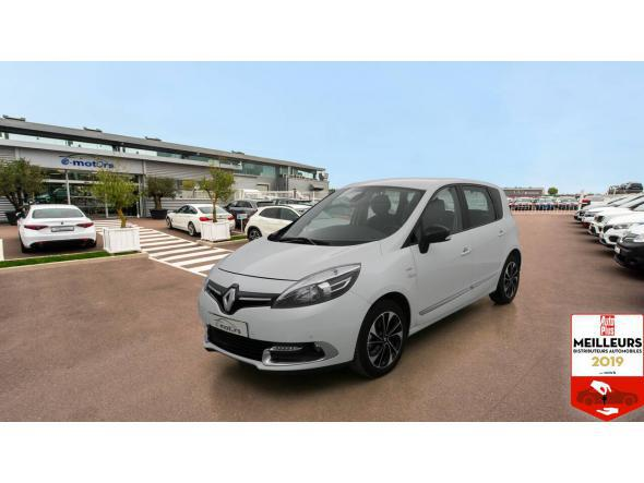 Renault scénic iii dci 110 energy eco2