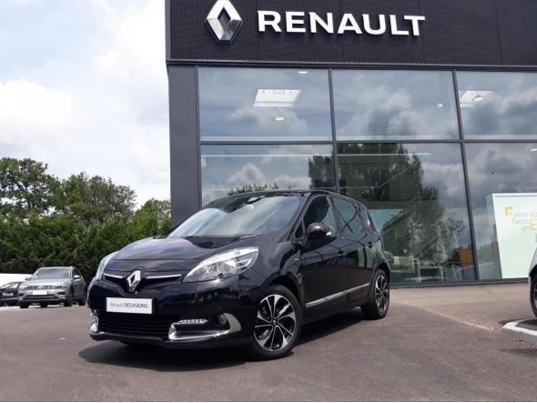 Renault scénic iii dci 110 energy fap eco2 bose edition