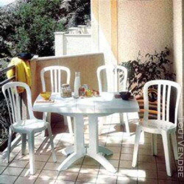 Table chaises grosfillex 【 OFFRES Mai 】 | Clasf