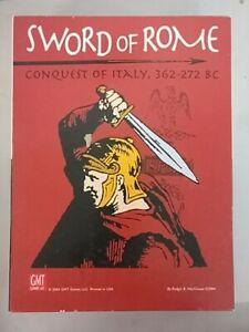 Sword of rome + mounted deluxe map + extension 5e joueur -