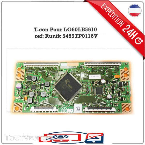 Tcon pour lg 42lb5610