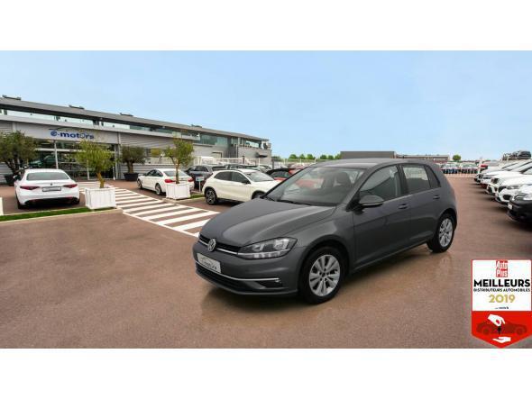 Volkswagen golf business confortline tdi 115 dsg7