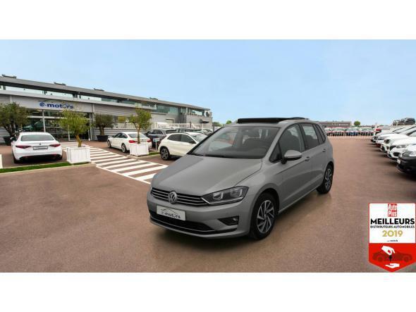 Volkswagen golf sportsvan 1.6 tdi 115 fap bmt dsg7