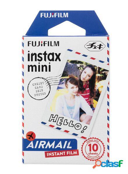 Hema 10 films instax airmail fujifilm
