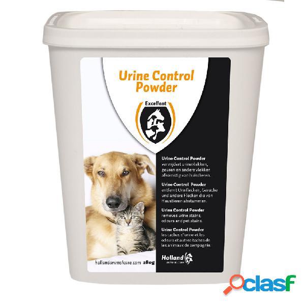 Excellent poudre de gestion des nuisances de l'urine (pour tous les animaux de compagnie) urine control, 1400 ml