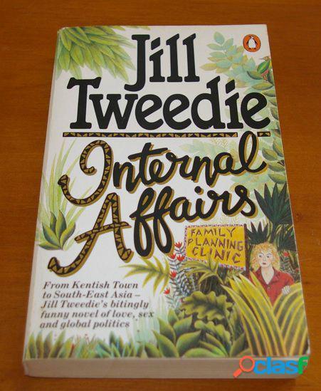 Internal affairs, jill tweedie