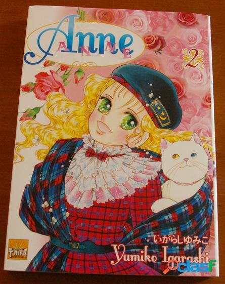 Anne Anne n°2, Yumiko Igarashi