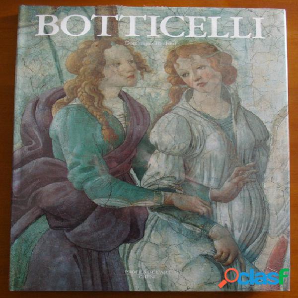 Botticelli, dominique thiébaut