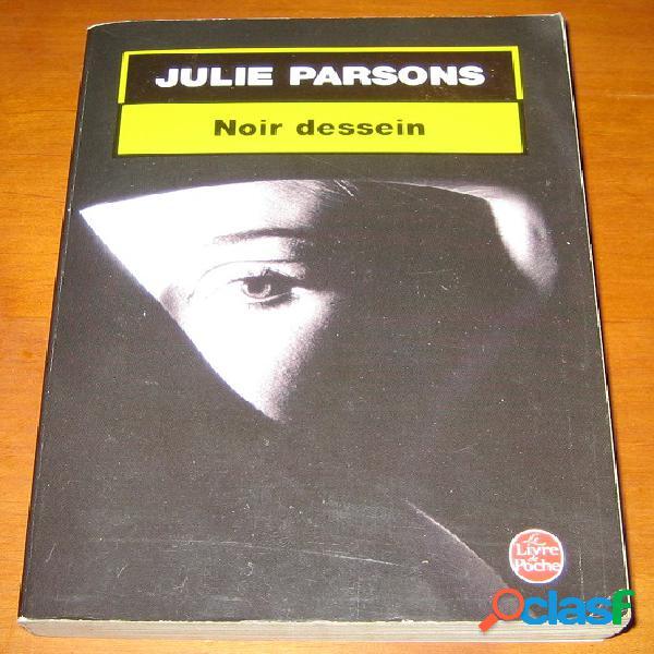 Noir dessein, julie parsons
