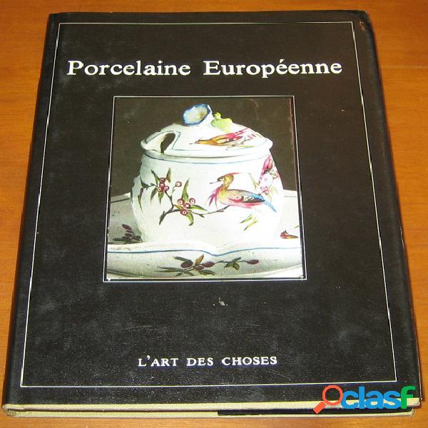 Porcelaine européenne, mina bacci