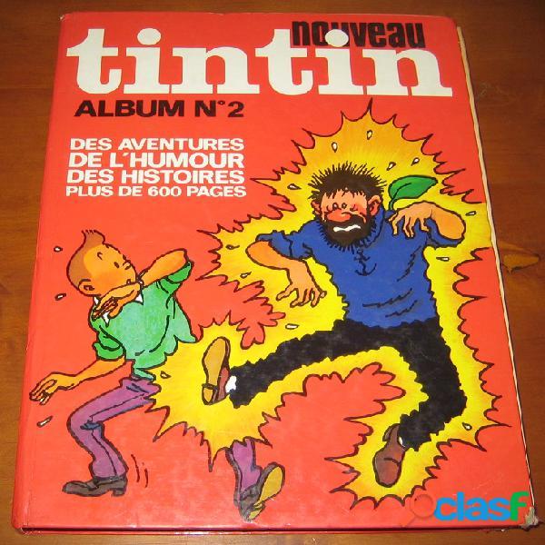 Album tintin n°2 (nouvelle série n°12 à 22)