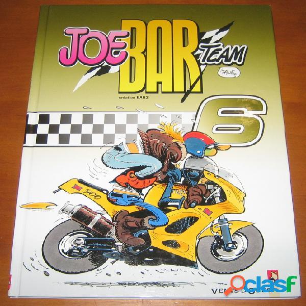 Joe bar team n°6, stephane deteindre