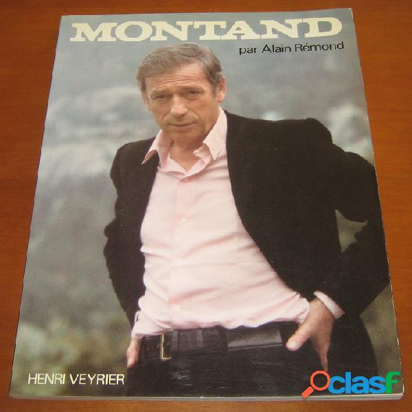 Montand, alain rémond