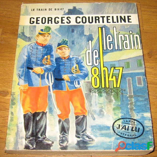 Le train de 8h47, georges courteline