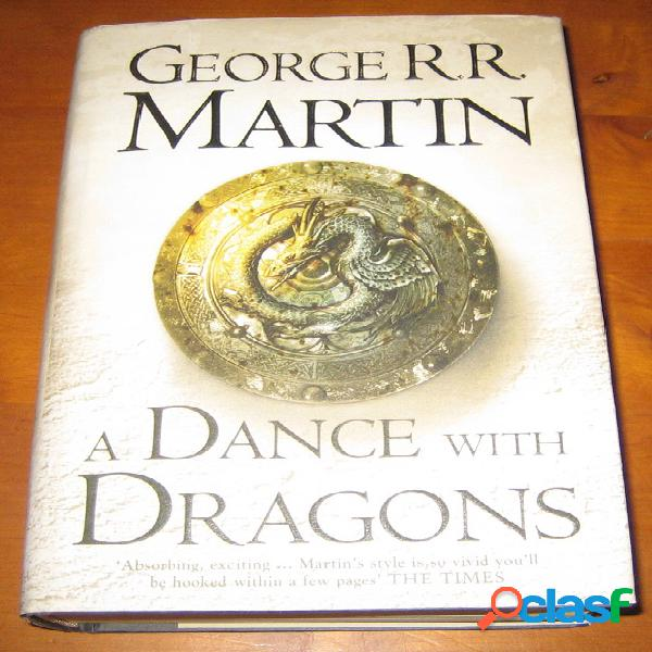 A song of ice and fire 5 - a dance with dragons, george r.r. martin