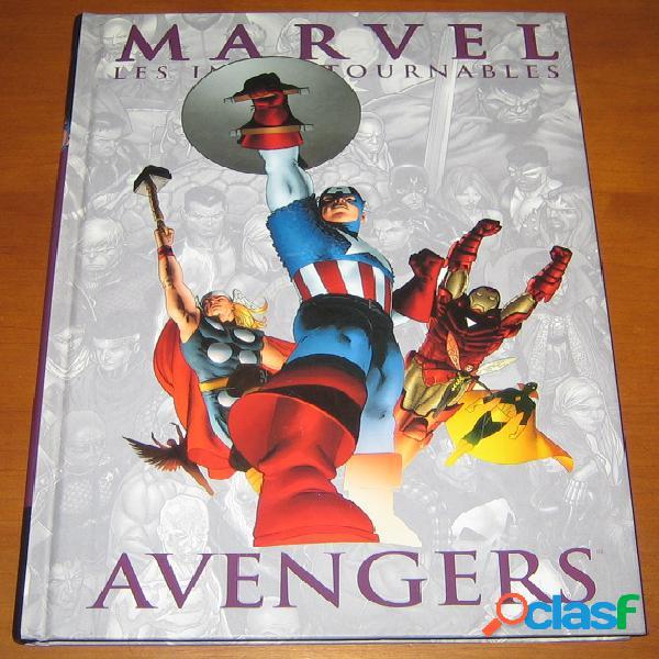 Avengers, evasion, brian michael bendis et david finch