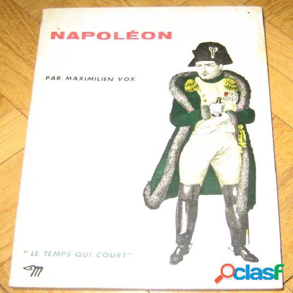 Napoléon, maximilien vox