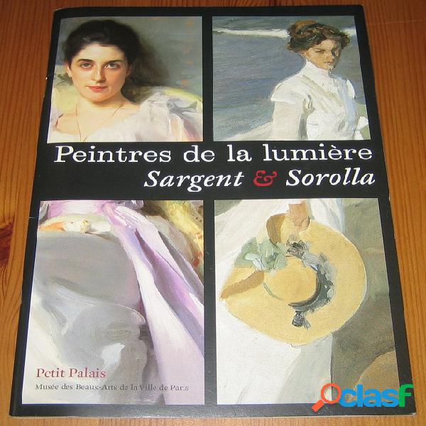 Peintres de la lumière, Sargent & Sotolla
