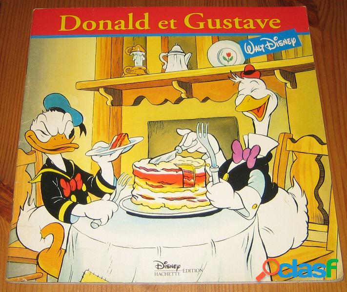 Donald et gustave, walt disney
