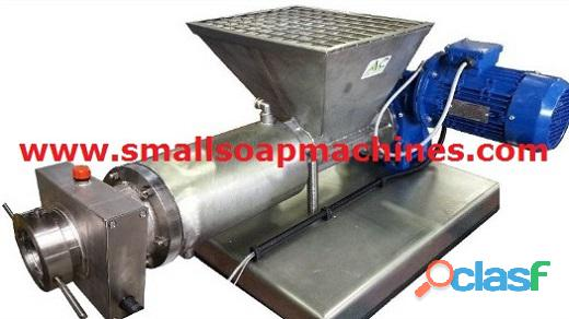 Machines pour produire Savon 5