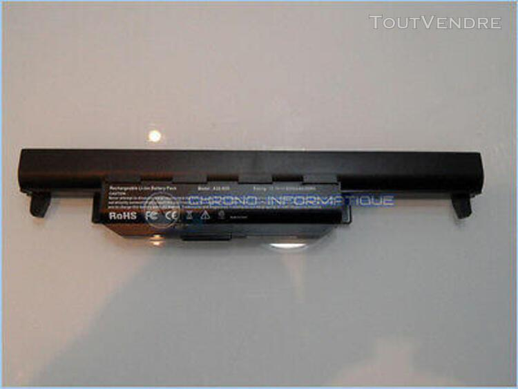 Asus r400de série - batterie neuve 5200 mah 11,1v / battery