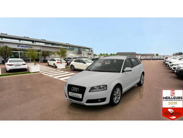 Audi a3 sportback 2.0 tdi 140 dpf
