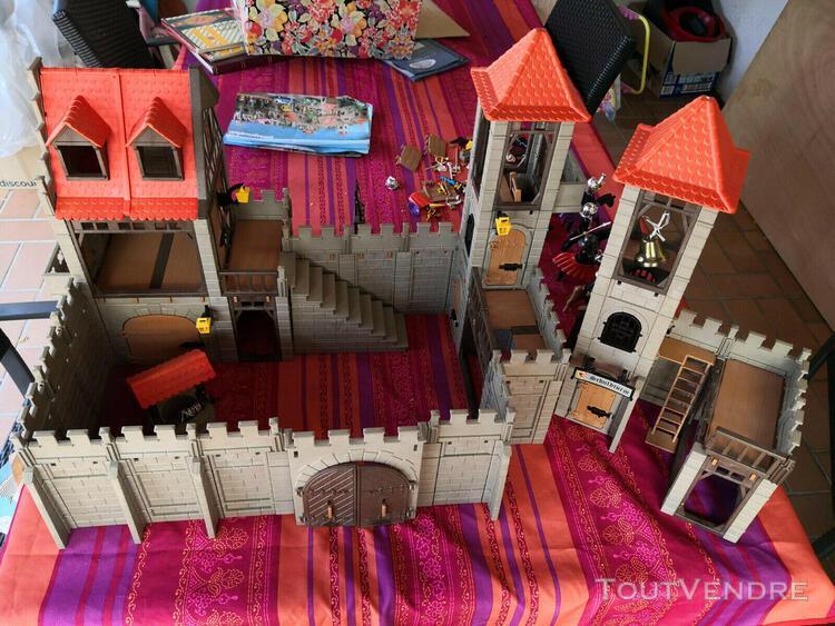 Playmobil Château Moyen Âge Chevalier Romain Pièces Détachées **L@@K**