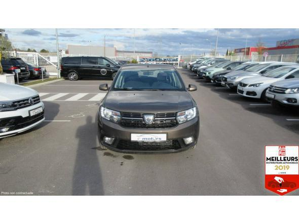 Dacia sandero lauréate tce 90