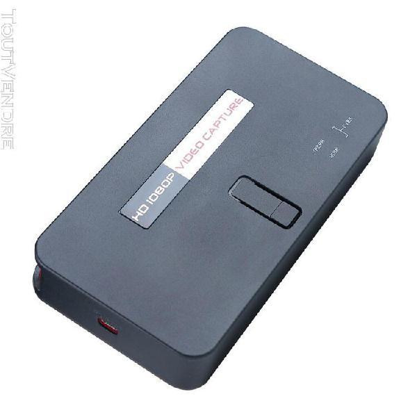 Dispositif de capture vidéo hd, convertisseur vidéo hdmi