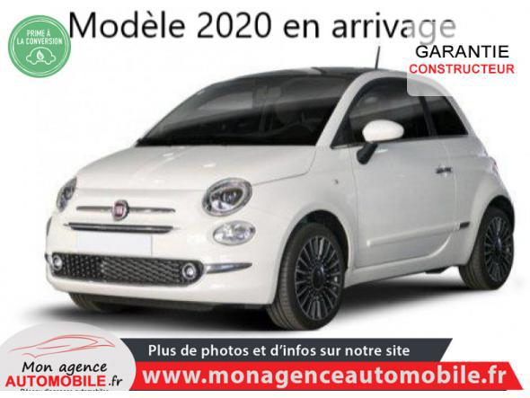 Fiat 500 my20 serie 7 1.2 69 ch eco pack s lounge