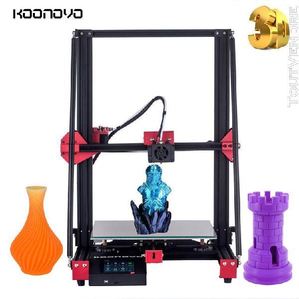 Koonovo jh30 imprimante 3d de haute pr¿¿cision kit de