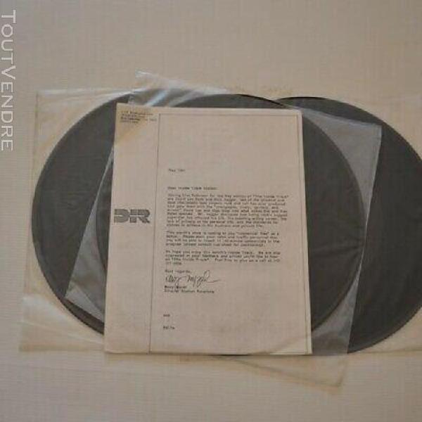 Mick jagger / david lee roth - the inside track - rare 1983