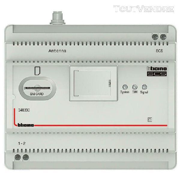 Module de communication gprs pour système de contrôle