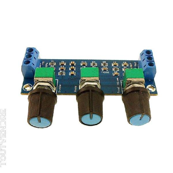Module réglable de son de pré hifi de contrôle de volume