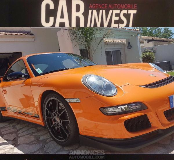Porsche 911 type 997 gt3 rs x3