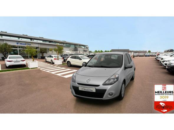 Renault clio iii dci 90 eco2