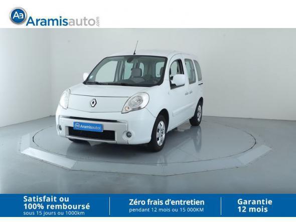 Renault kangoo 1.5 dci 90 bvm5 expression