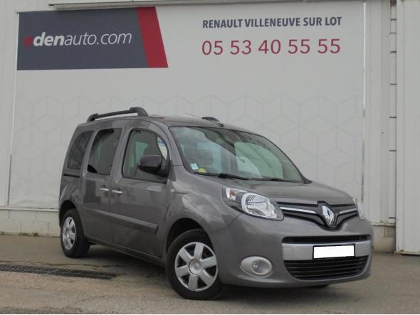 Renault kangoo dci 90 energy intens