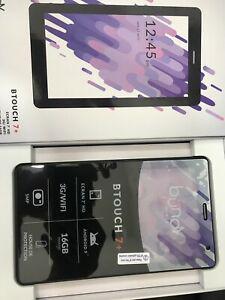 Tablette bundy 7pouces avec carte sim neuve jamais servis