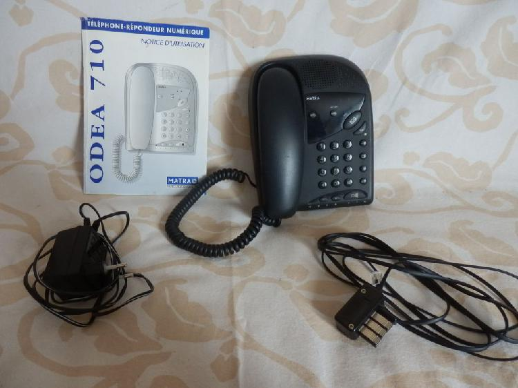 Téléphone - répondeur numérique occasion, la