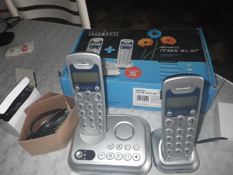 Téléphone sans fil avec répondeur i neuf, mondelange