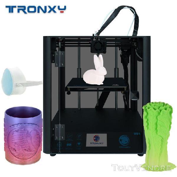 Tronxy d01 imprimante 3d haute pr¿¿cision silencieux carte