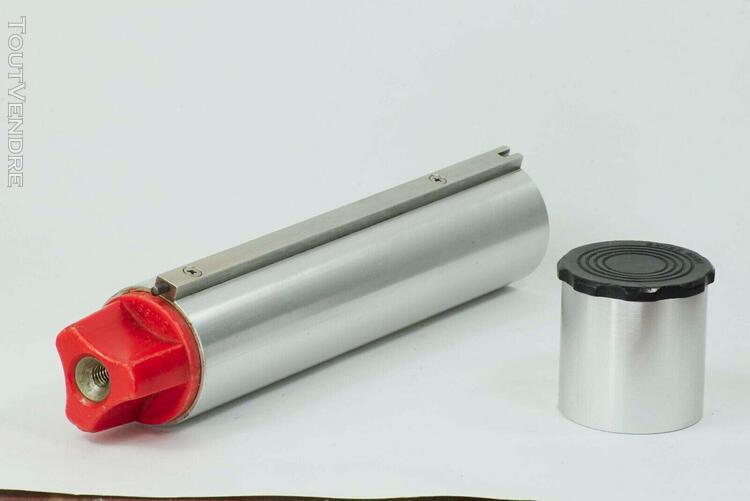 """Tube allonge sinar - chrome - 15cm/6"""" - extension rail - for"""