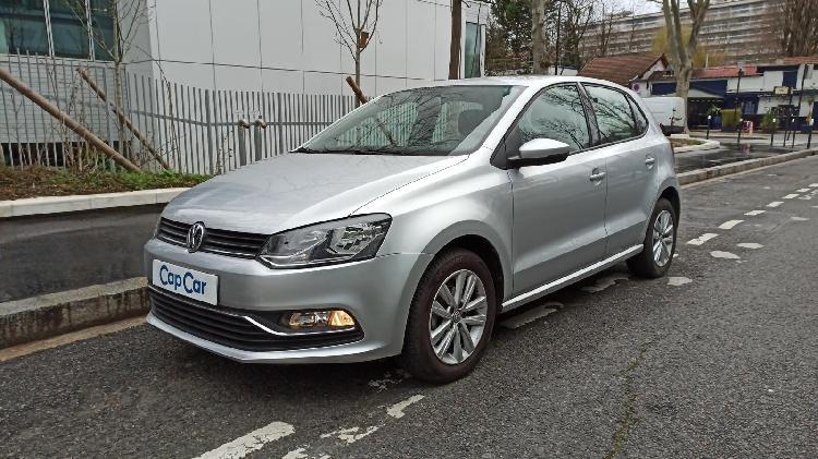 Volkswagen polo essence levallois-perret 92 | 10990 euros